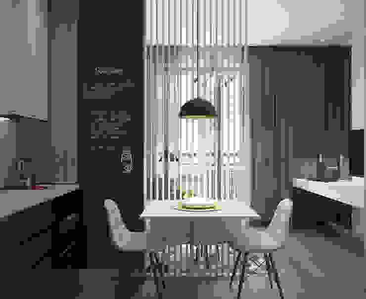 Tatiana Sukhova Modern Dining Room