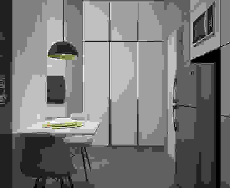 Tatiana Sukhova Modern Kitchen