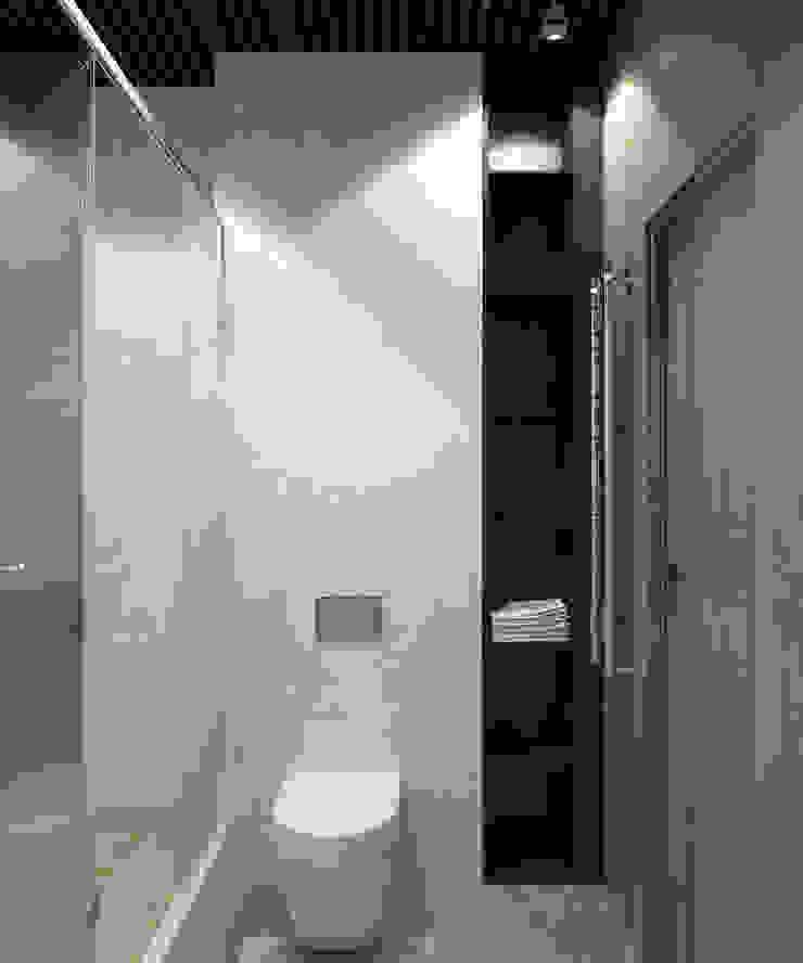 Tatiana Sukhova Modern Bathroom