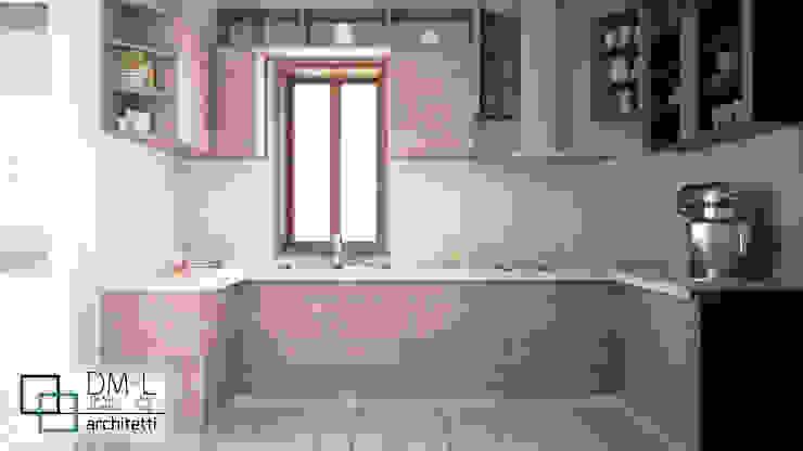 DM2L Cocinas de estilo moderno