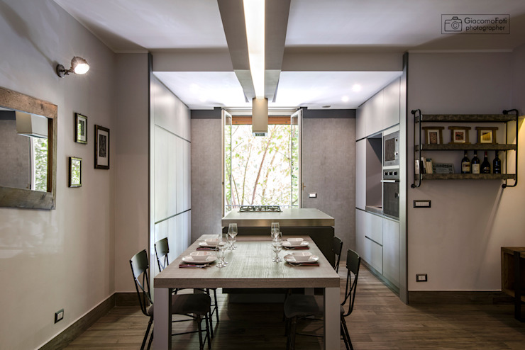 Modern kitchen by Giacomo Foti Photographer Modern