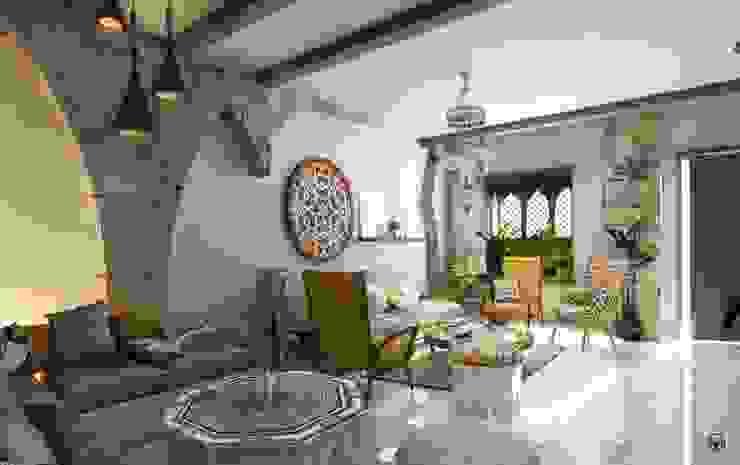Residential Duplex Interior & Exterior Design من M. Adel