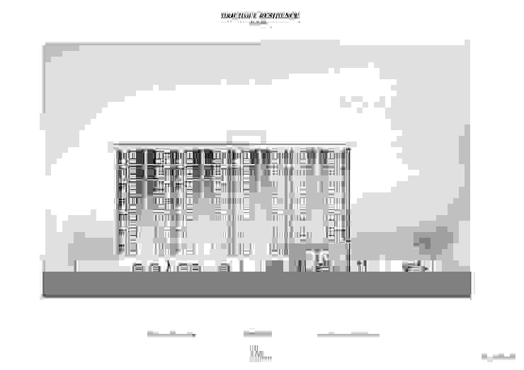 Sirichok Residence โดย Thaan Studio