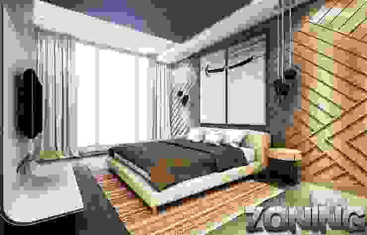 5th Settlement Apartment من Zoning Architects حداثي
