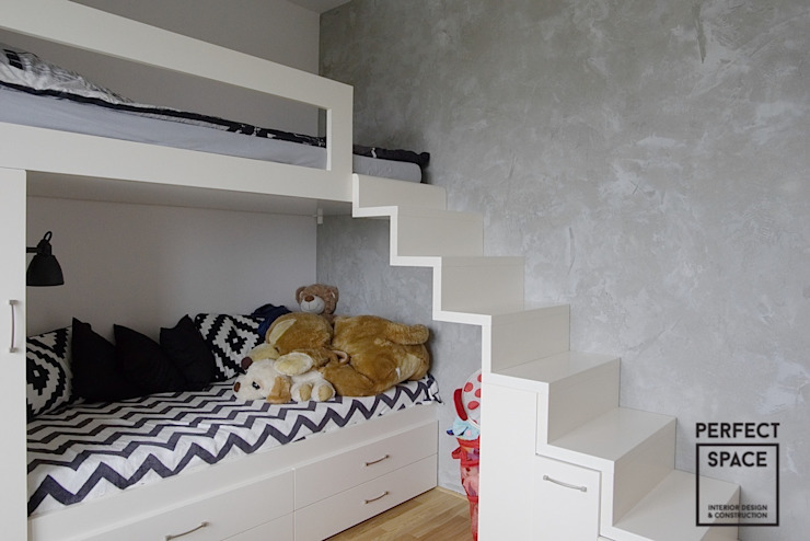 Modern Kid's Room by Perfect Space Modern