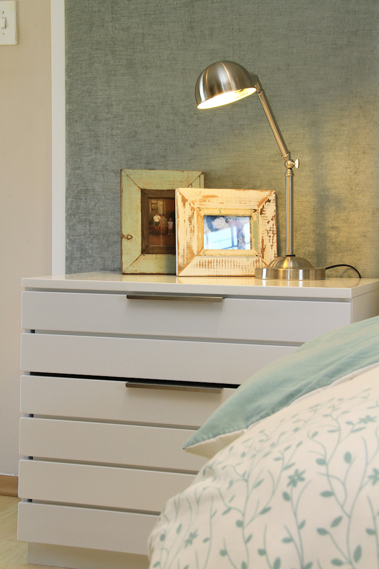BHD Interiors BedroomBedside tables