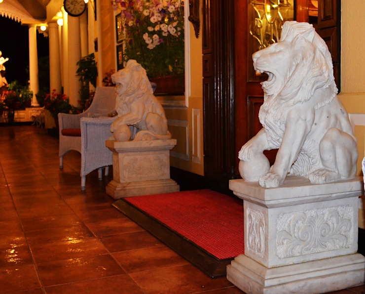Mayfair Hotel and Resorts: asian  by Karara Mujassme India,Asian Marble
