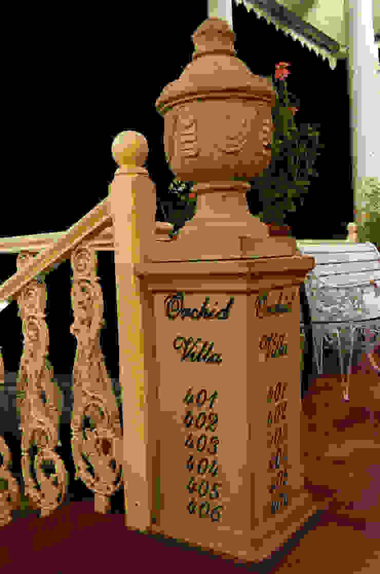 Mayfair Hotel and Resorts: colonial  by Karara Mujassme India,Colonial Sandstone