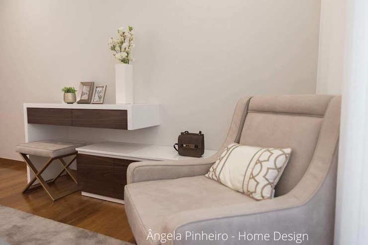 eclectic  by Ângela Pinheiro Home Design, Eclectic