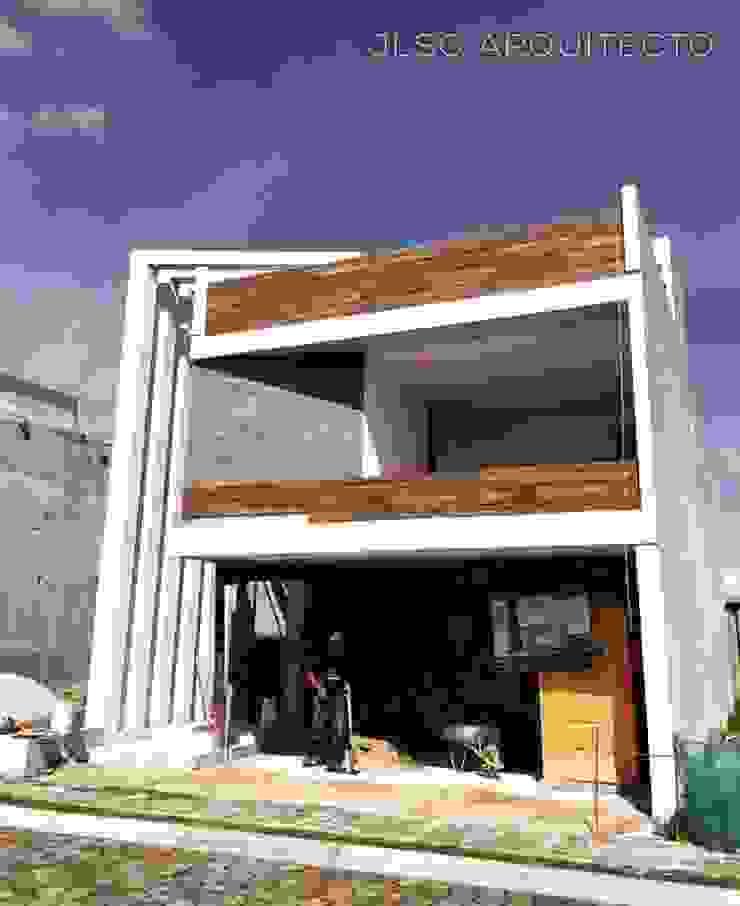 JLSG Arquitecto Rumah Minimalis
