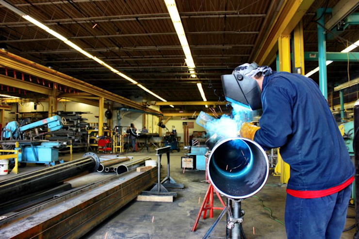 Commercial Welding by Welding Services Cape Town
