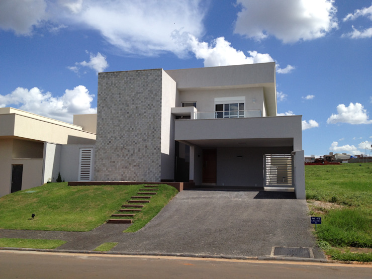 Modern Houses by ARQUIMAX ARQUITETURA Modern