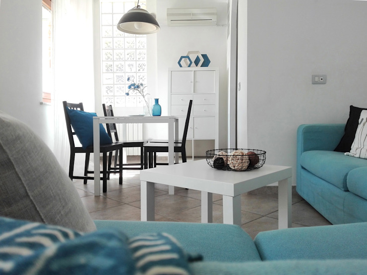 Sonia Santirocco architetto e home stager Modern living room