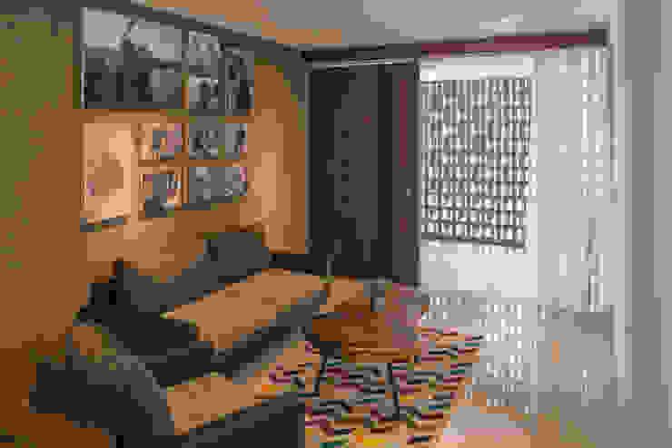 Budisari Residence Ruang Keluarga Tropis Oleh ARCHID Tropis