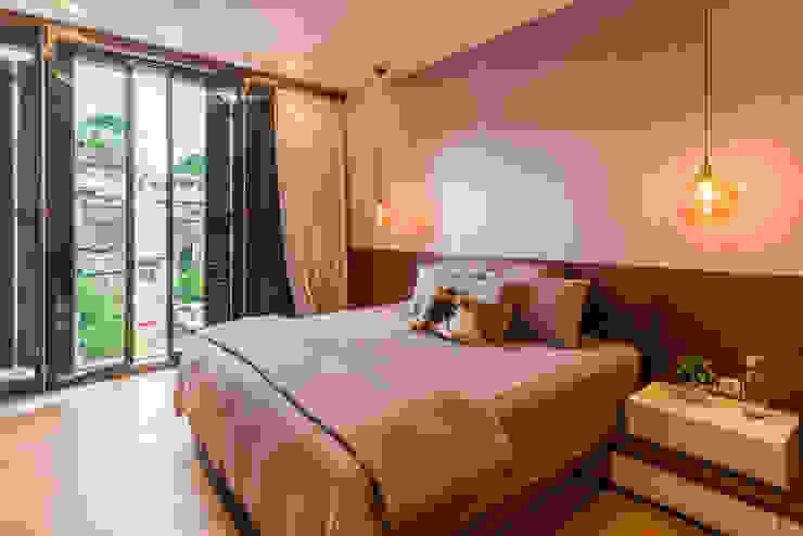 Tropische slaapkamers van ARCHID Tropisch