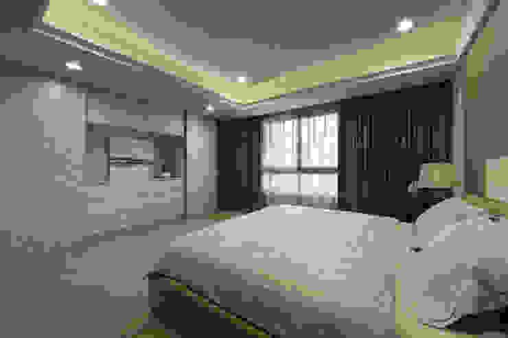 Modern Bedroom by 澤序空間設計有限公司 Modern