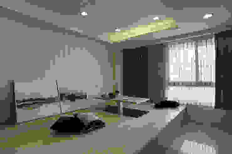 帝雍_陳公館 根據 澤序空間設計有限公司 現代風