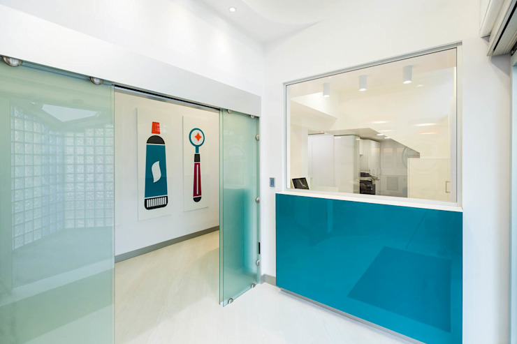 ADIdesign* studio Modern commercial spaces