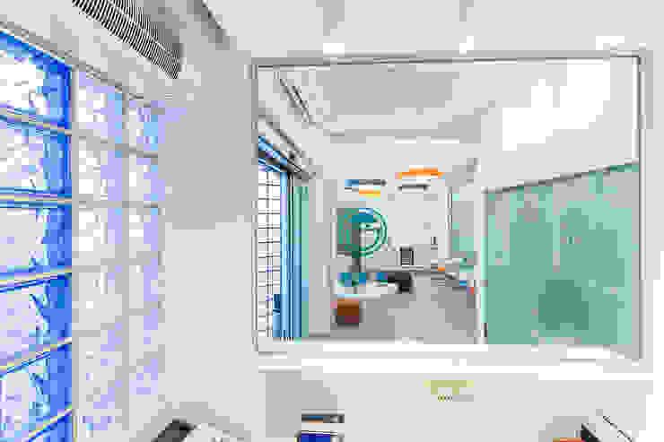 reception Complesso d'uffici moderni di ADIdesign* studio Moderno