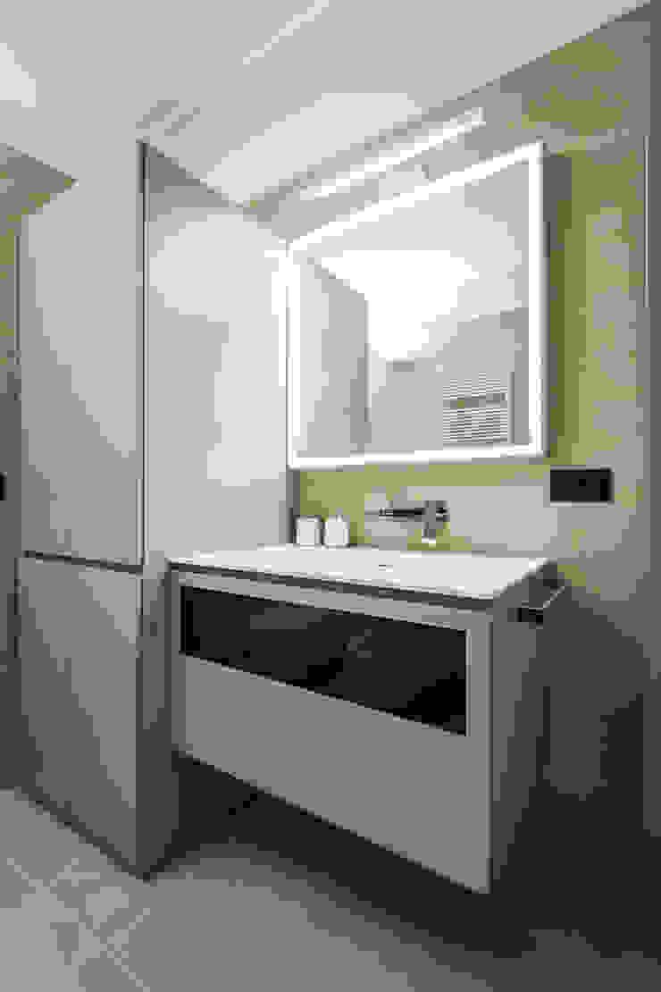 bagno Bagno minimalista di ADIdesign* studio Minimalista