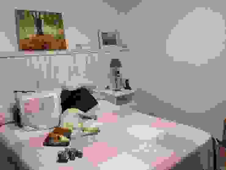 femcuines Modern Bedroom