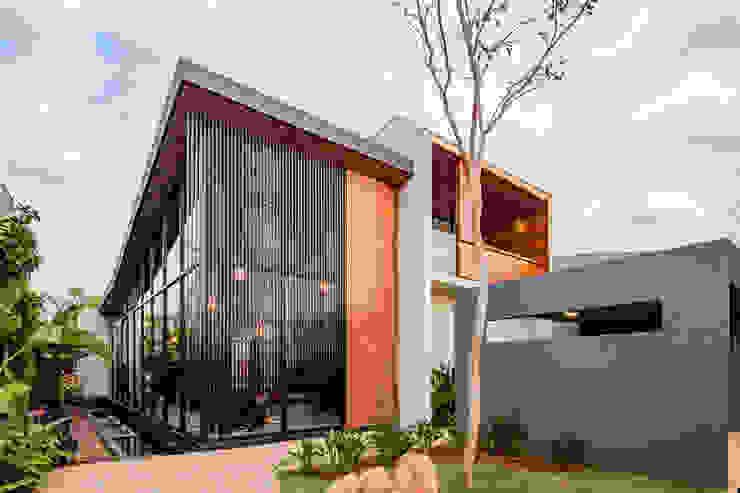 Casa Granada Estúdio HAA! Casas pré-fabricadas