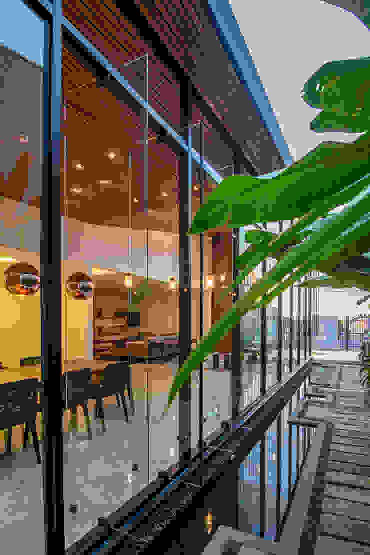 Casa Granada Estúdio HAA! Jardins zen