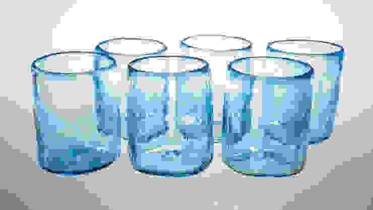 Xaquixe Dining roomCrockery & glassware Glass Blue