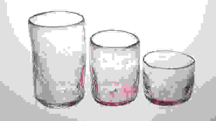 Xaquixe Dining roomCrockery & glassware Glass Pink