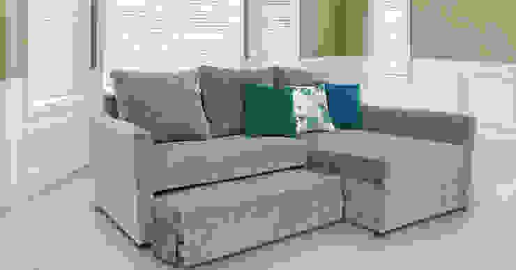BELICE de SOFAMEX Tienda en línea Moderno Textil Ámbar/Dorado