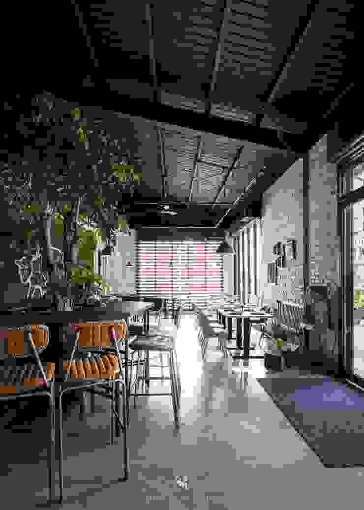白貓散步|Gatto Bianco 根據 理絲室內設計有限公司 Ris Interior Design Co., Ltd. 工業風