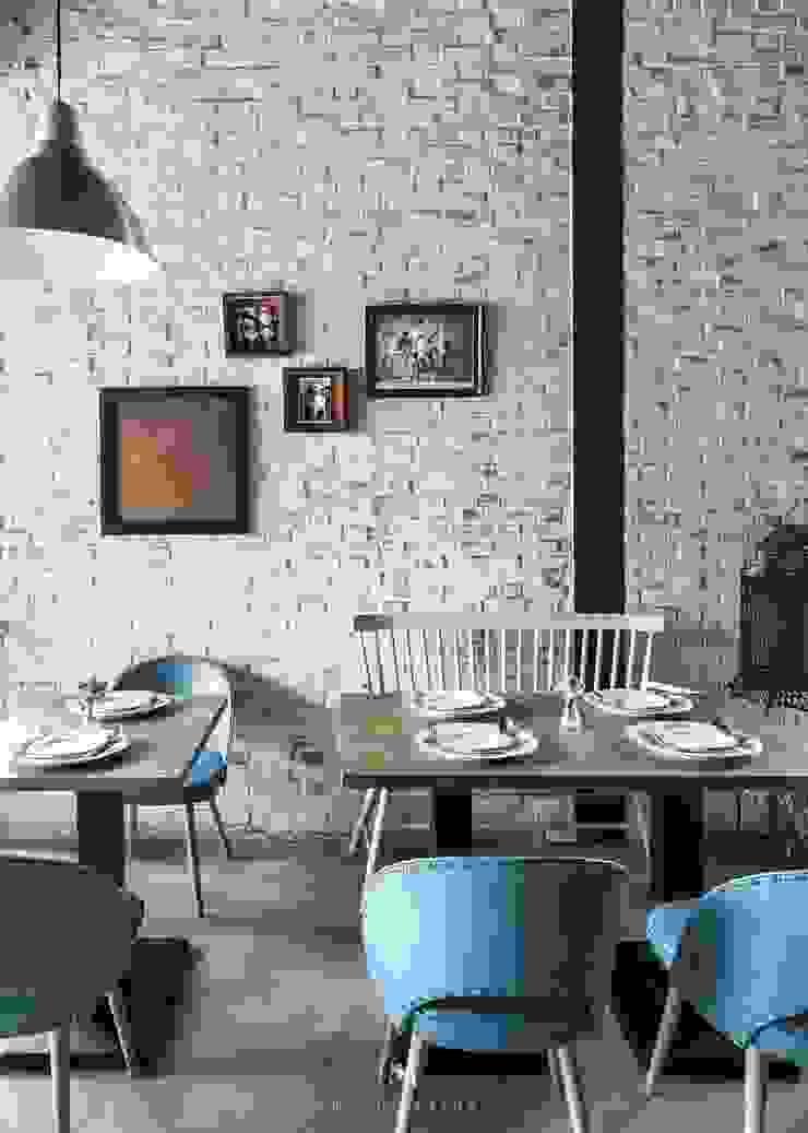 白貓散步|Gatto Bianco 根據 理絲室內設計有限公司 Ris Interior Design Co., Ltd. 鄉村風