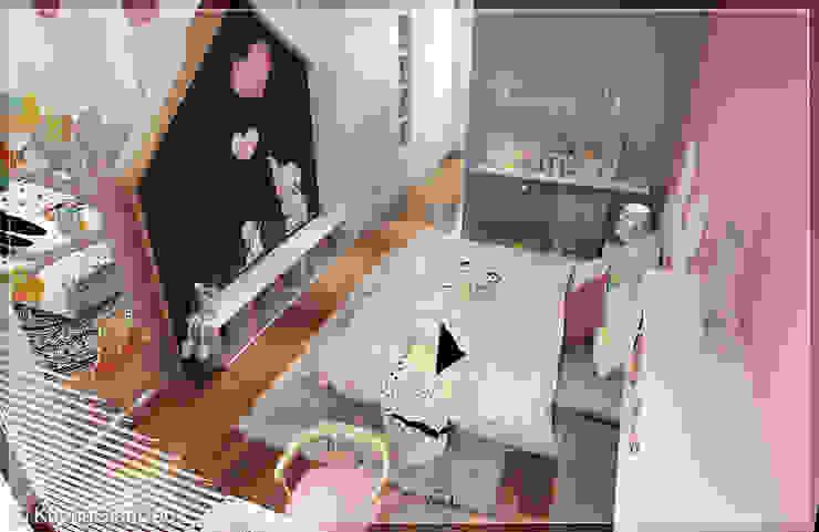 Bedroom by Công ty cổ phần đầu tư xây dựng Không Gian Đẹp , Modern