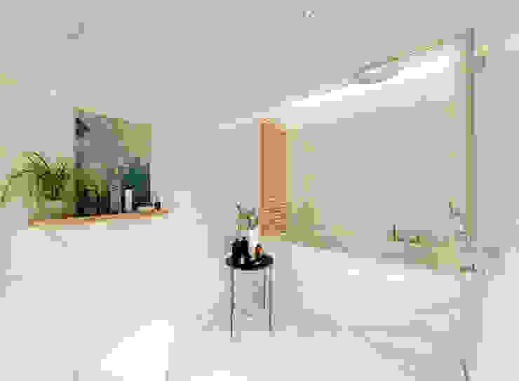 Baños modernos de Công ty trách nhiệm hữu hạn ANP Moderno