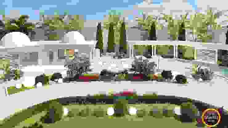 Garden Design by Katrina Antonovich Classic style houses by Luxury Antonovich Design Classic