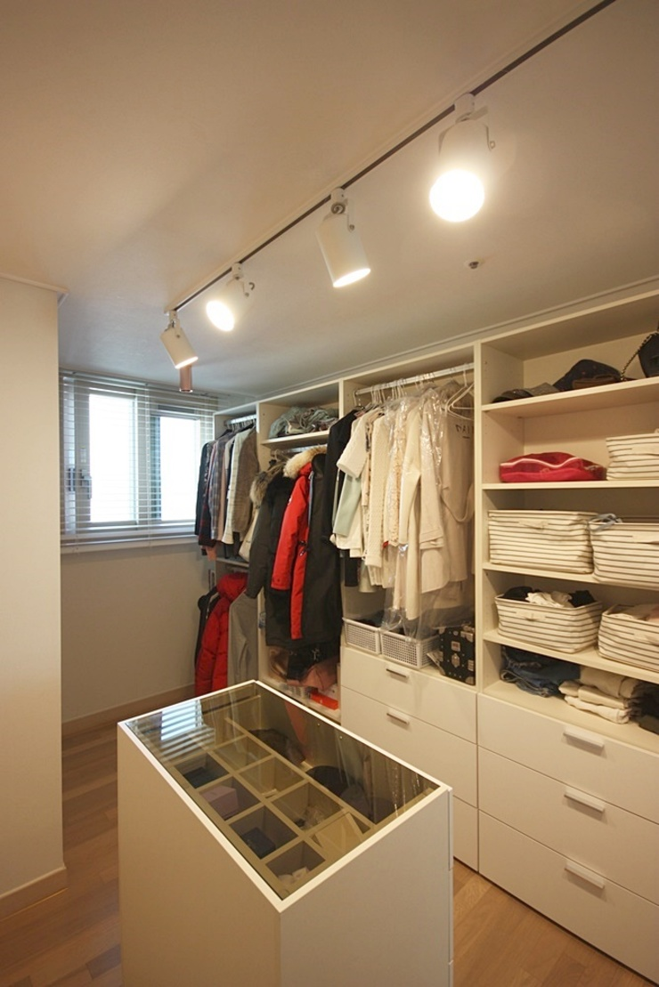 homelatte Scandinavian style dressing rooms