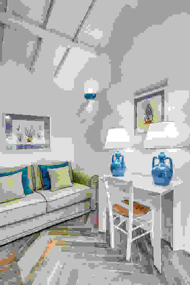 Studio Guerra Sas Ruang Keluarga Klasik