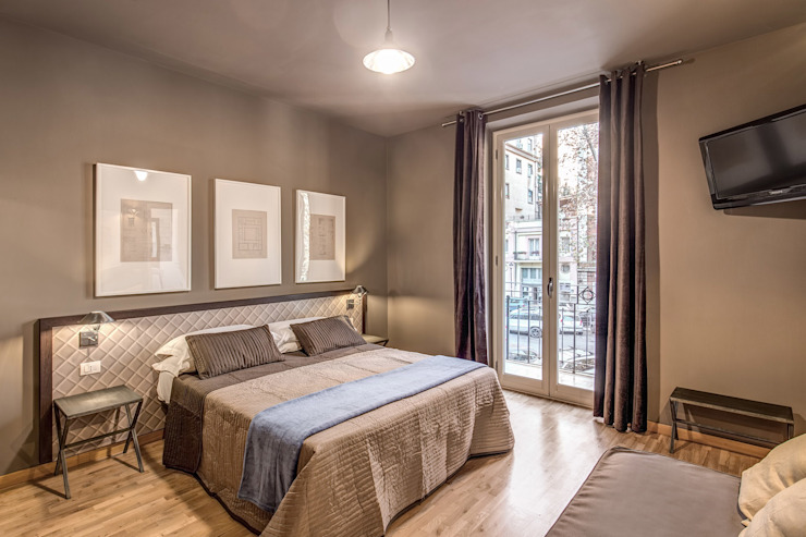 Modern style bedroom by Studio Guerra Sas Modern