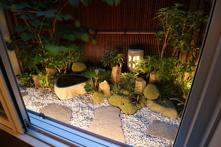 de 株式会社Garden TIME Asiático Piedra