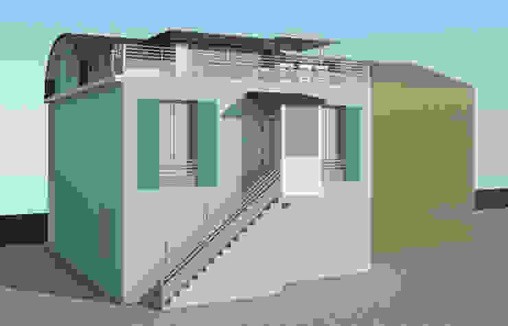 Nowoczesne domy od Bartolucci Architetti Nowoczesny