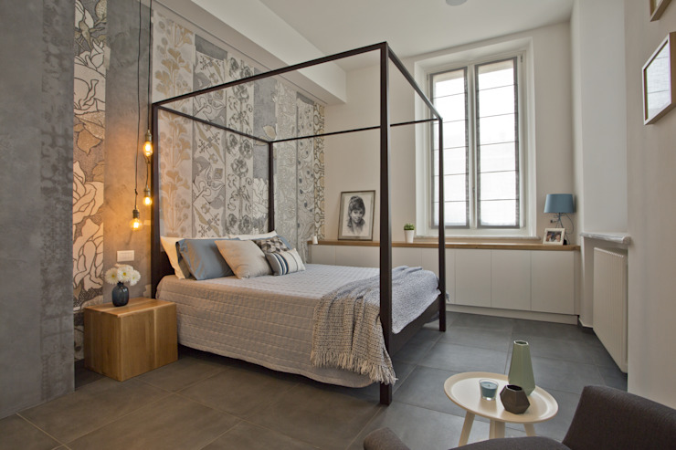 Modern style bedroom by ARCHISPRITZ Modern