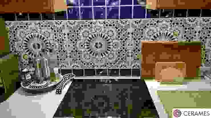Orientalische Glasur in Ihrer Küche Klassische Küchen von Cerames Klassisch