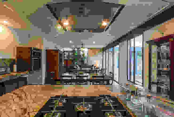 Cocina Cocinas mediterráneas de Cetina y Ancona Arquitectos Mediterráneo