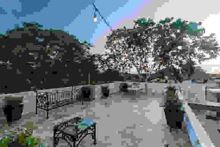 Roof Garden de Cetina y Ancona Arquitectos Mediterráneo