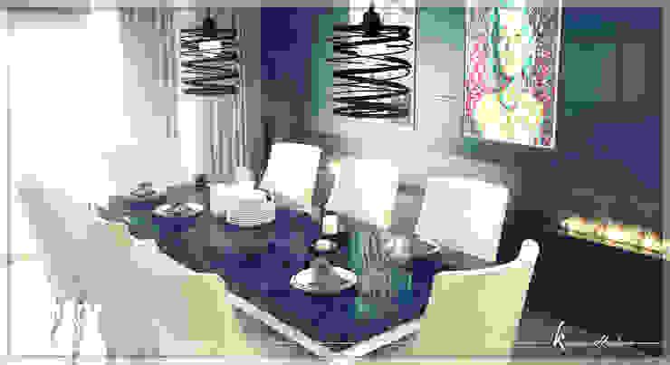 Reception: modern  by VAVarchitecture, Modern