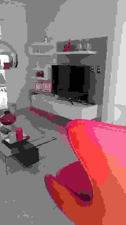 Interior Design Livings de estilo moderno de Decotela Moderno