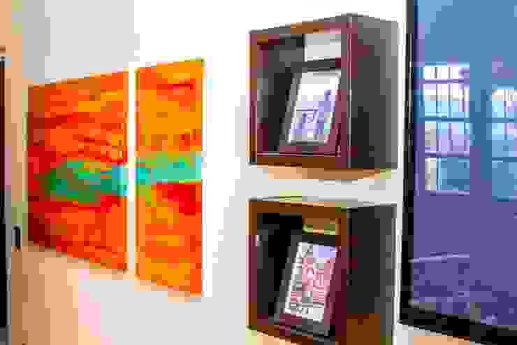 Interior Design Paredes y pisos modernos de Decotela Moderno