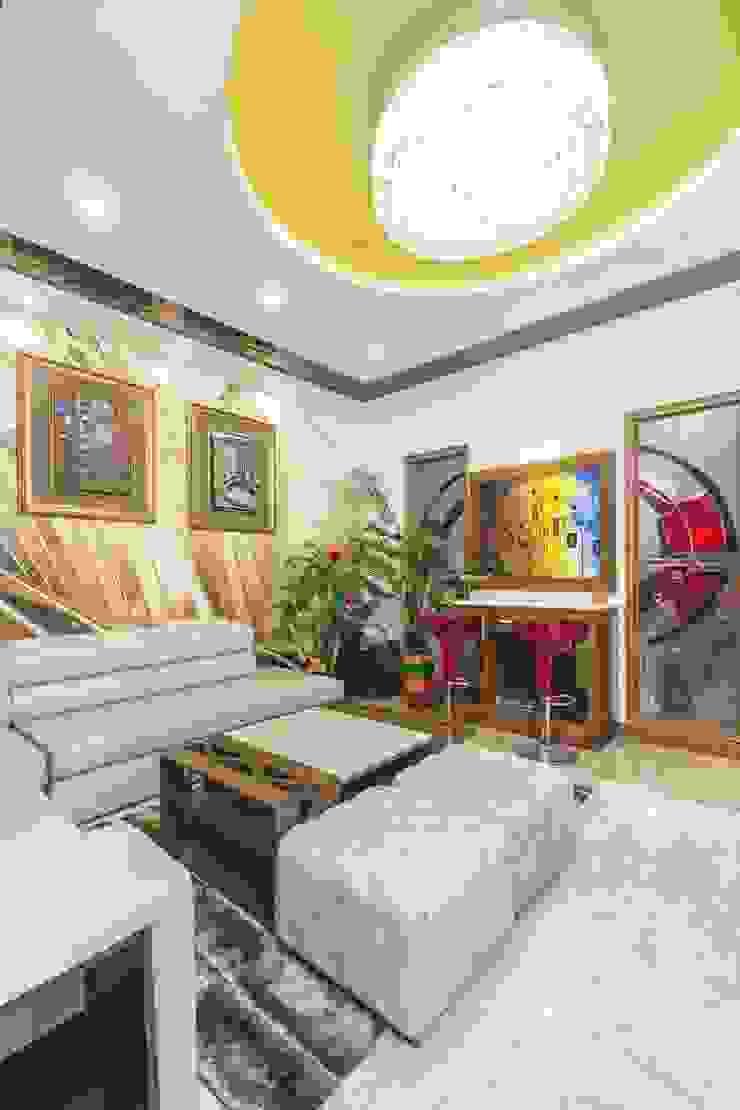 Hotel Golden Tree Faridabad Modern offices & stores by Incense interior exterior pvt Ltd. Modern