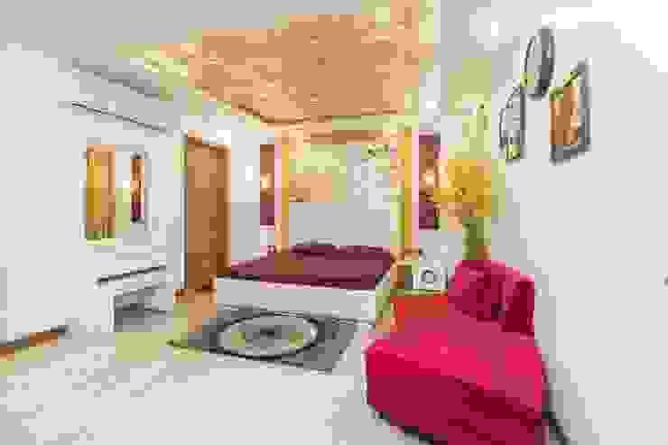 Hotel Golden Tree Faridabad Modern hotels by Incense interior exterior pvt Ltd. Modern