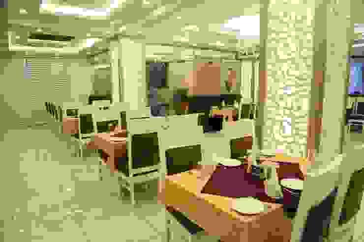 Hotel Golden Tree Faridabad Modern gastronomy by Incense interior exterior pvt Ltd. Modern